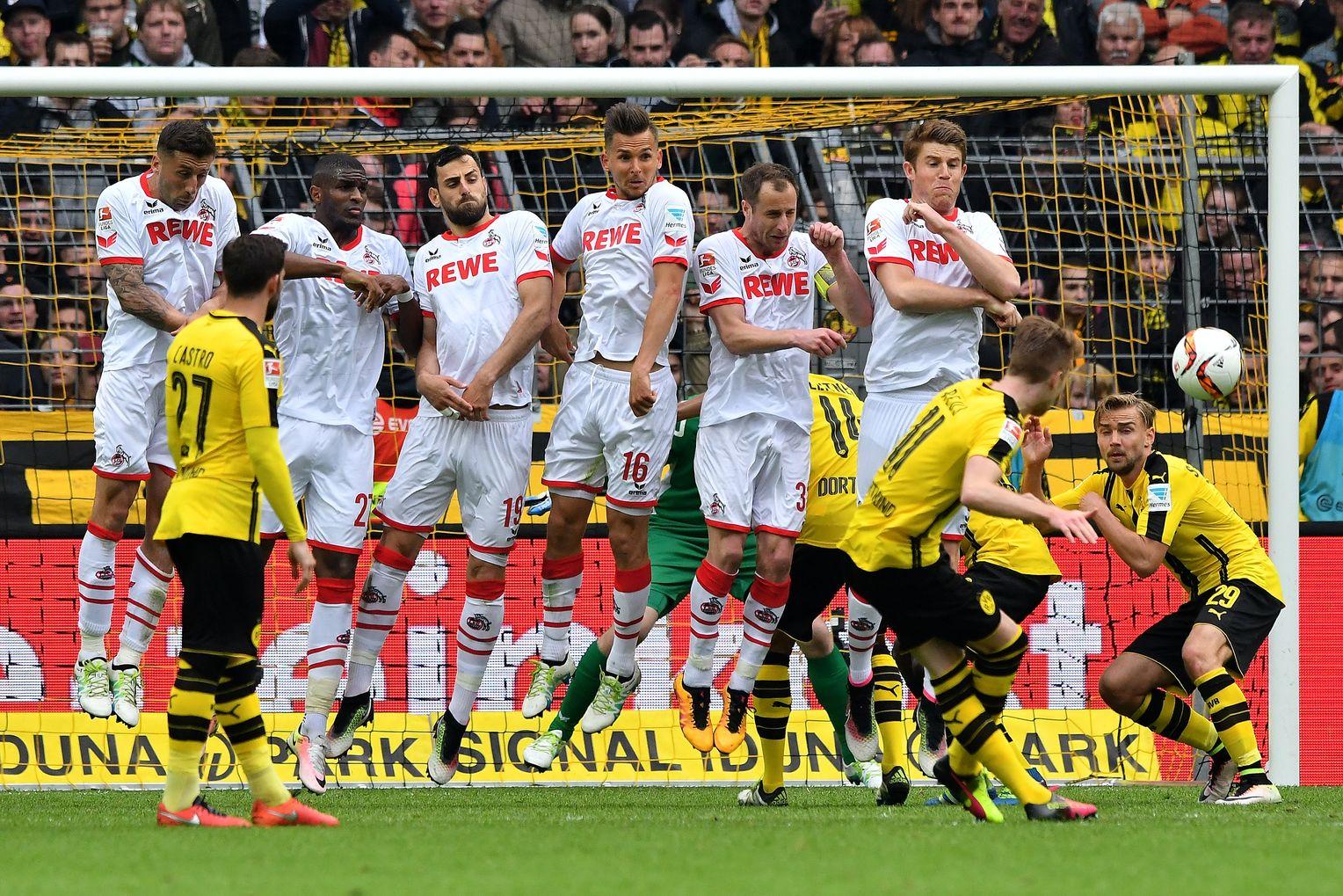 Spielstand Dortmund