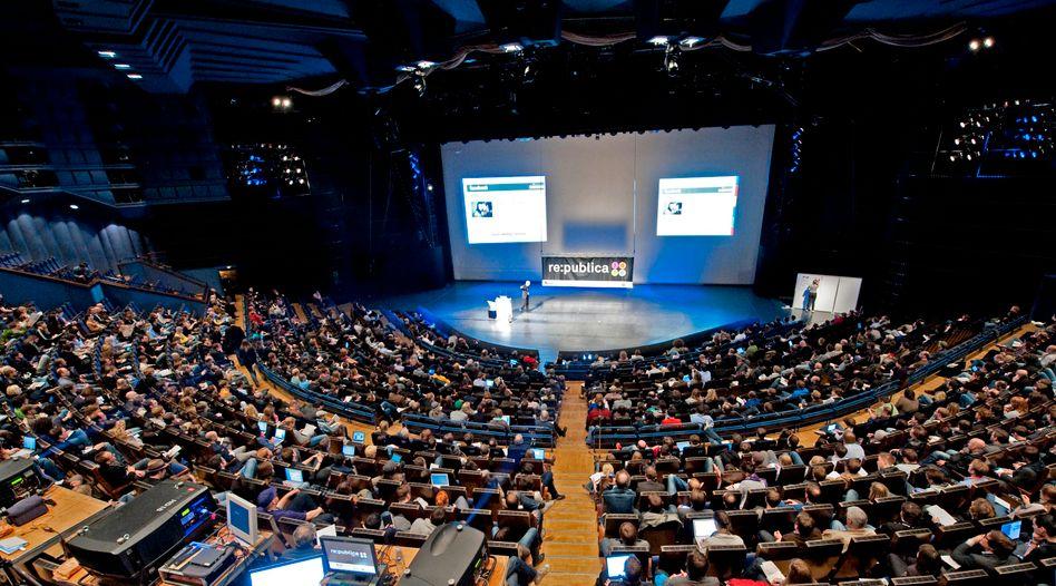 Re:publica: Blogger aus 25 Ländern treffen Berlin zum Szenekongress