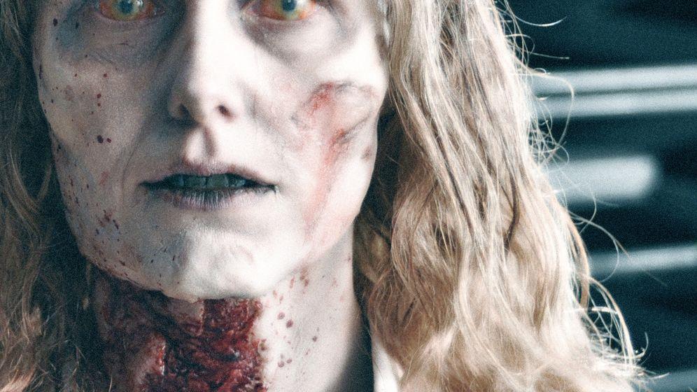 "US-Serie ""The Walking Dead"": Hier fliegen die Hautfetzen"