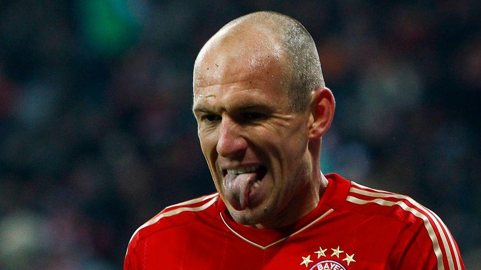 Bayern im CL-Viertelfinale: Die Kurve zeigt nach unten