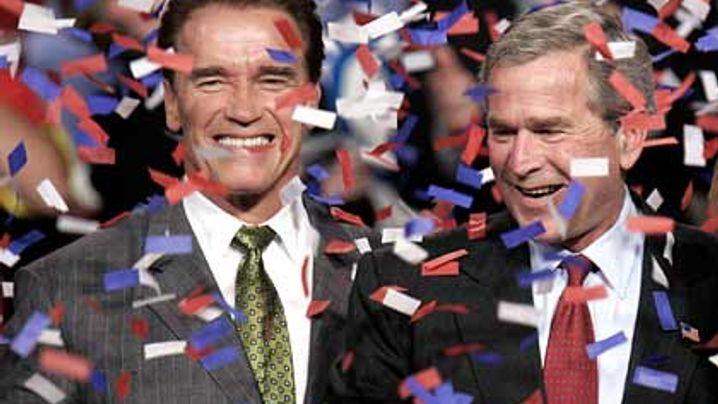 Fotostrecke: Finale im US-Wahlkampf
