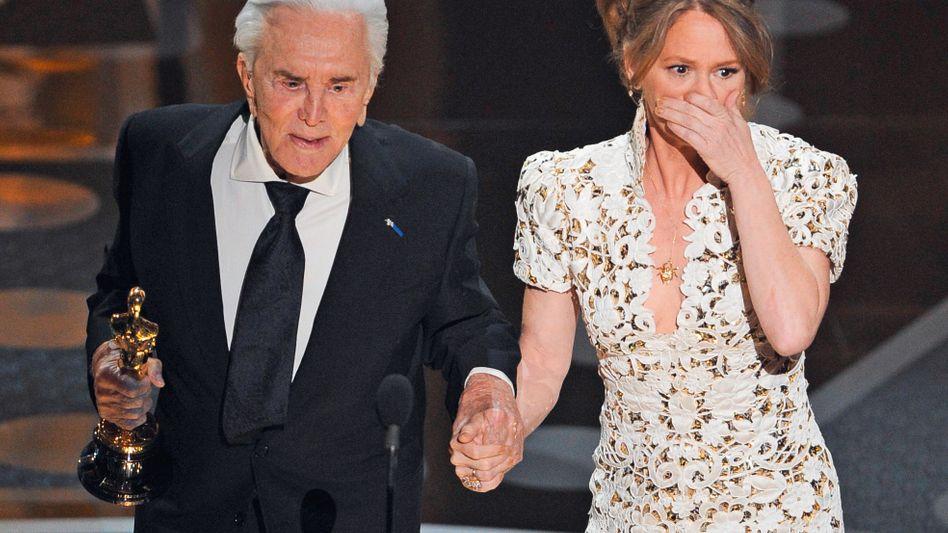 Backstage bei der Oscar-Verleihung: Hollywood verkalkt