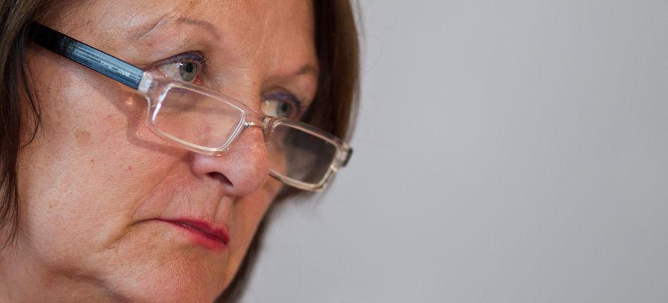 Auf der Palme: Leutheusser-Schnarrenberger kritisiert Software-Pläne der Länder