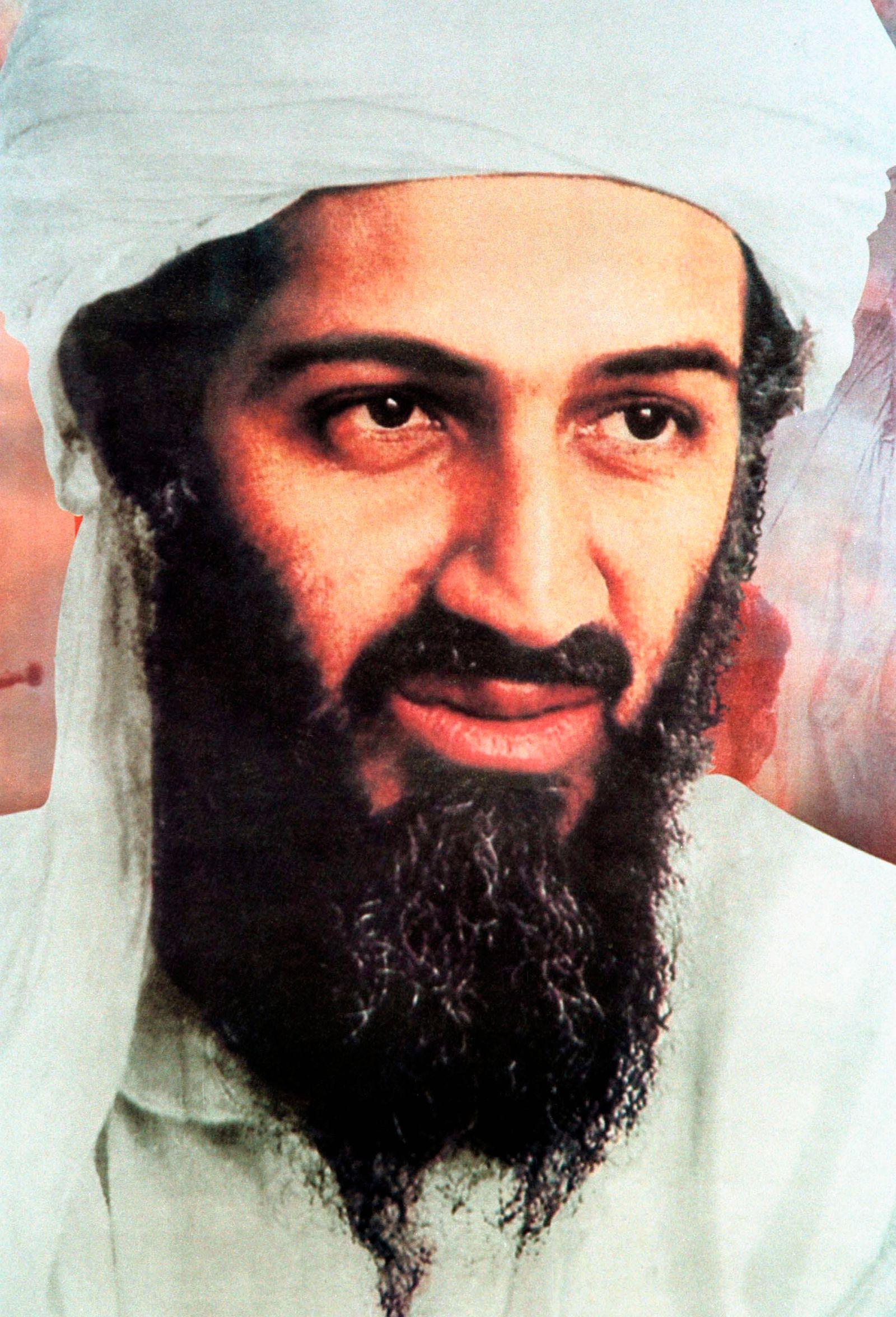 Portraits d'Oussama Ben Laden