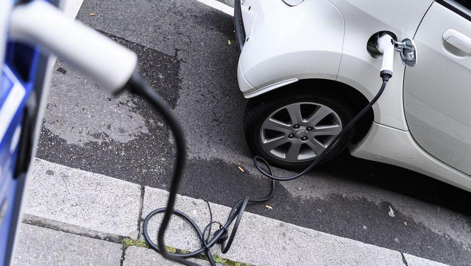 Kennen Sie BAIC, BYD, Chery, JMC, JAC oder Hawtai? - Ladestation für Elektroautos
