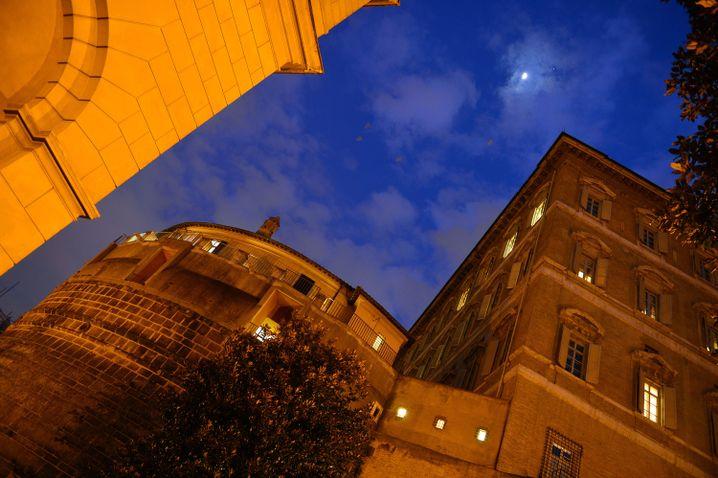 Vatikanbank-Hauptquartier in Rom: Skandale am laufenden Band
