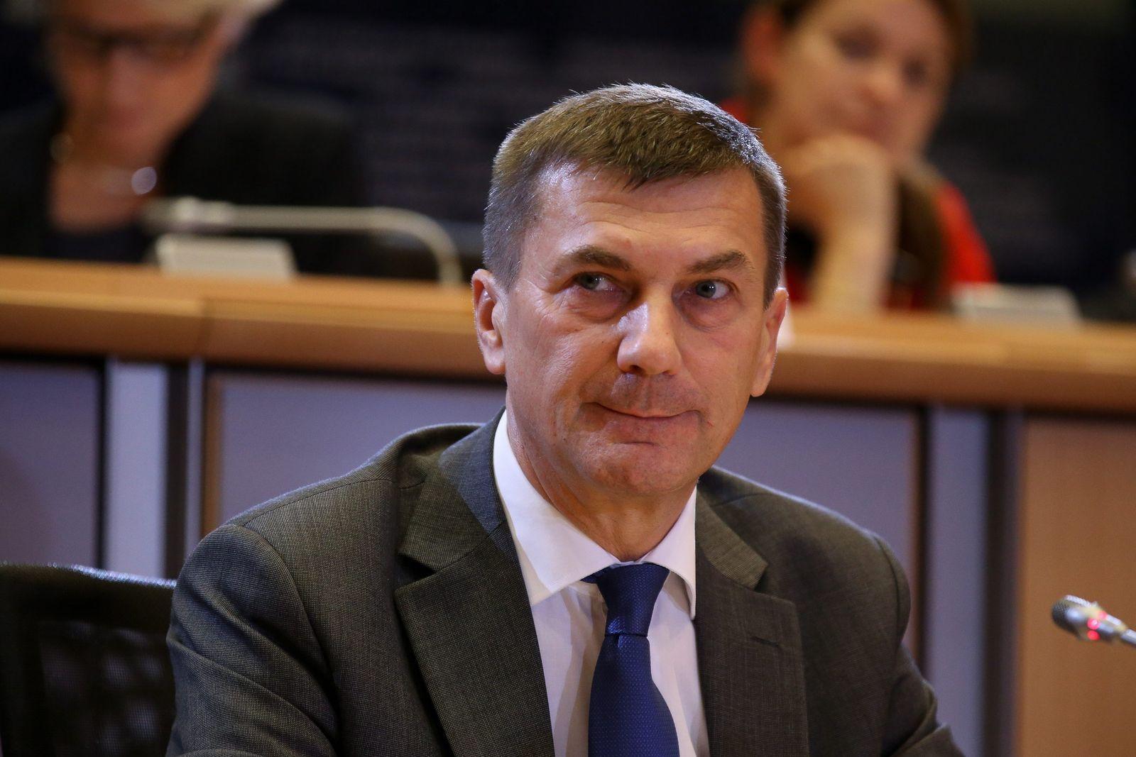 EU-Kommissare/ Ansip