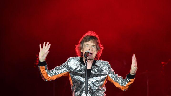 """Rolling Stones: """"Moin, Hamburg! Guten Abend, Deutschland!"""""""