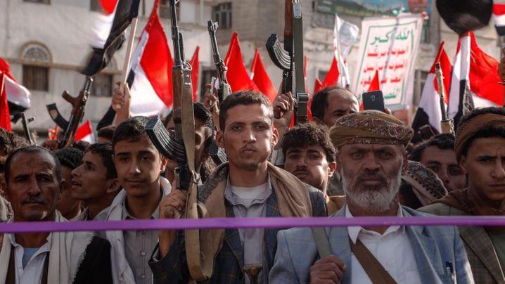 Ein Jahr Bürgerkrieg: Kampf ums Überleben im Jemen