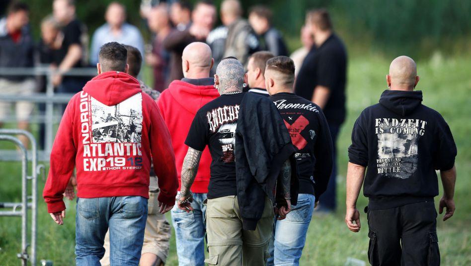 Neonazis in Thüringen