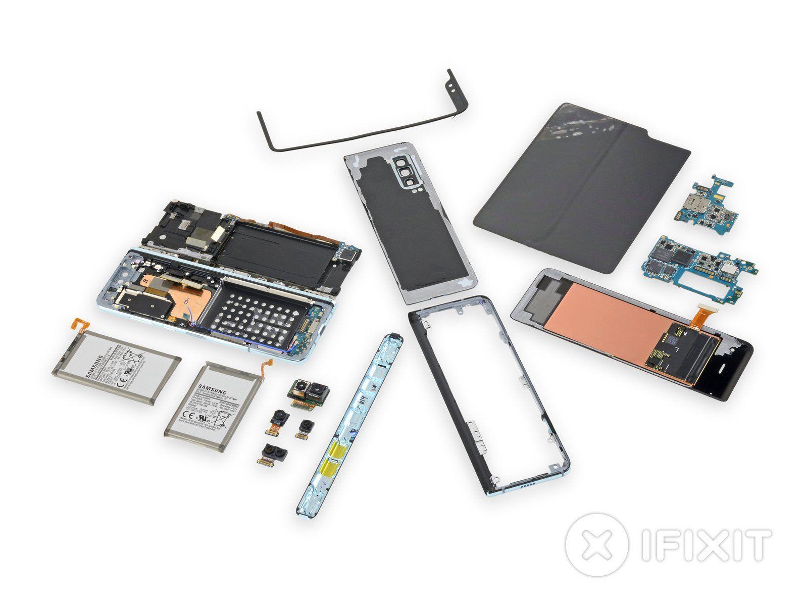 iFixit/ Galaxy Fold