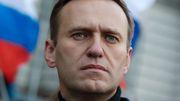 Nawalny reagiert auf Ansprache