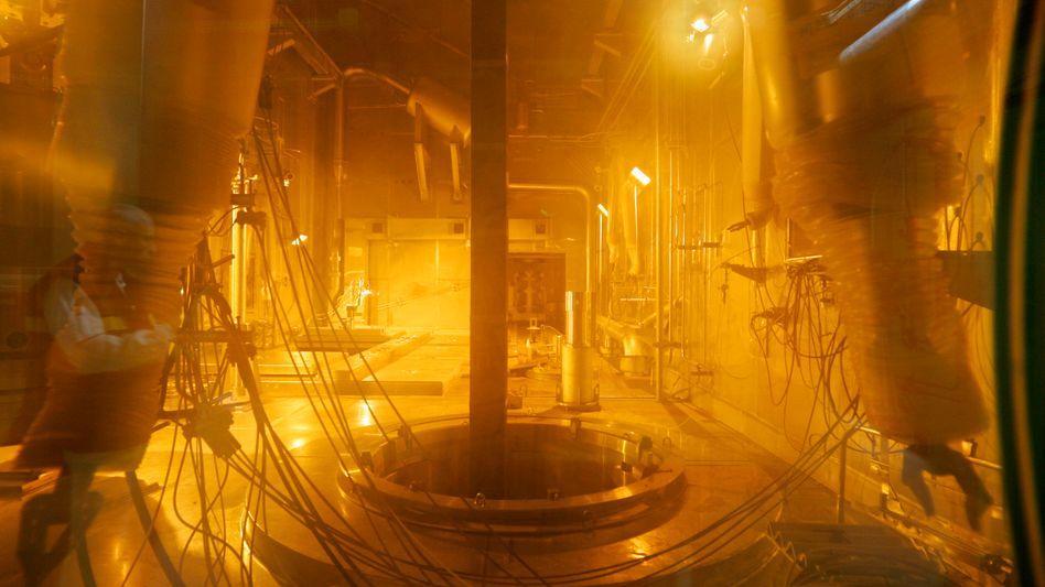 Wiederaufbereitung von Atommüll im französischen La Hague (Archivbild)