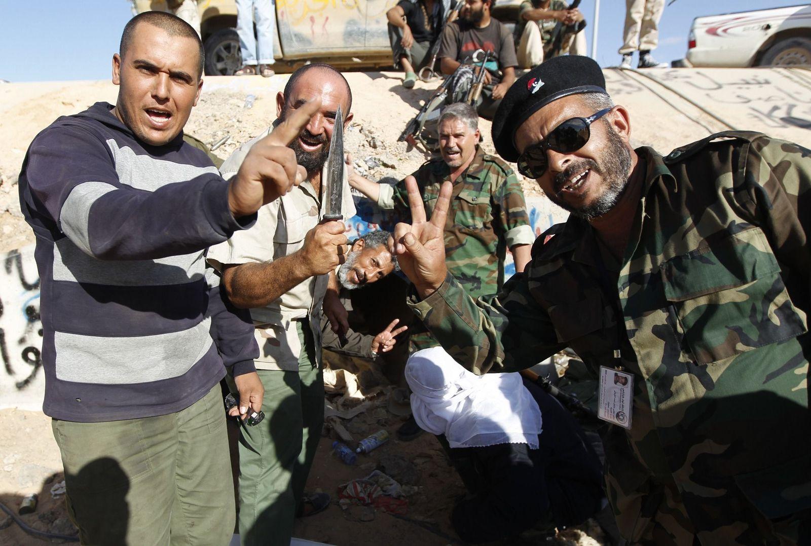 Libyen/ Gaddafi/ Sirt