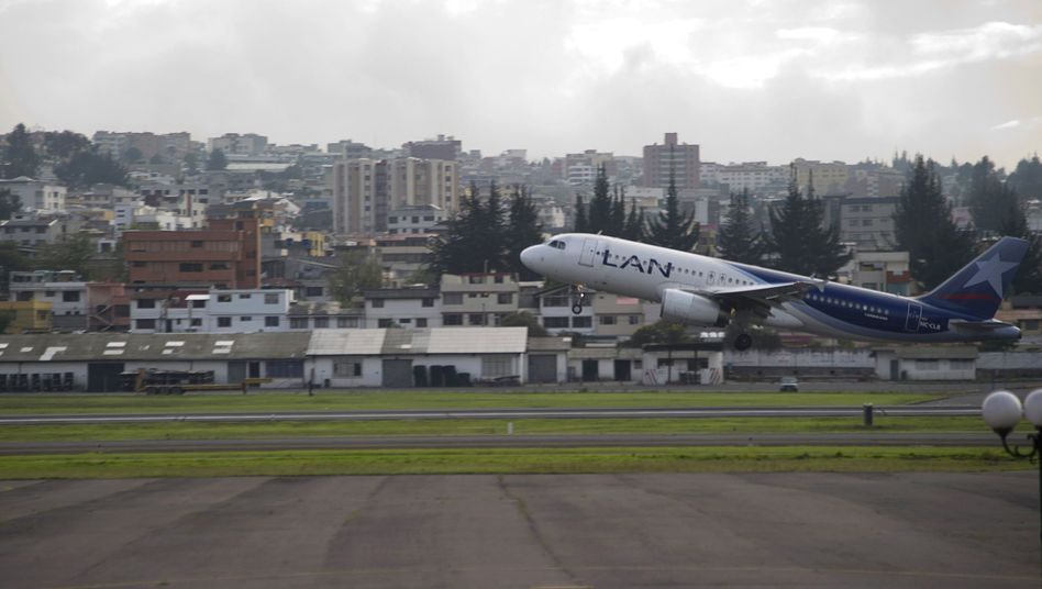 Mariscal Sucre International Airport: Der alte Flughafen von Quito sorgte für Nervenkitzel