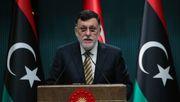 International anerkannter Regierungschef Libyens will zurücktreten