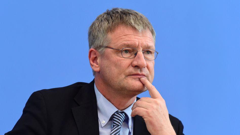 AfD-Co-Vorsitzender Meuthen