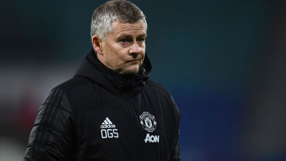 Muss um seinen Job bei United bangen: Ole Gunnar Solskjaer