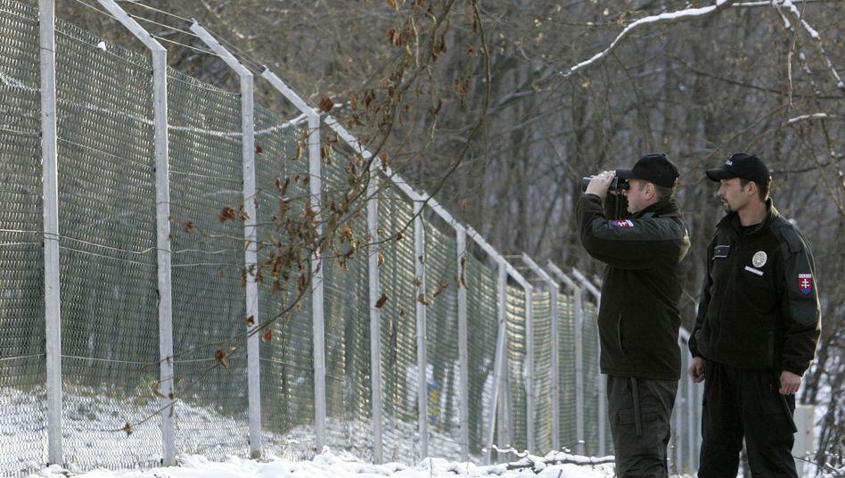 Germany and France last week demanded that the Schengen border-free travel regime be weakened.
