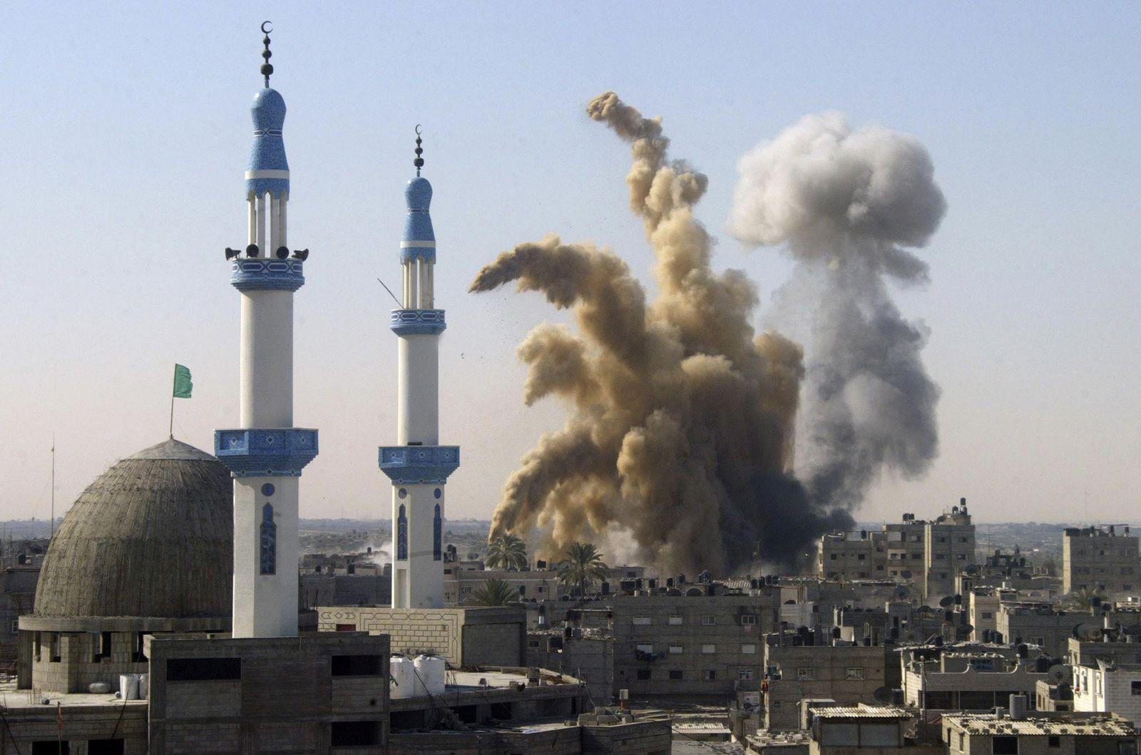 Gaza-Krieg / Rafah