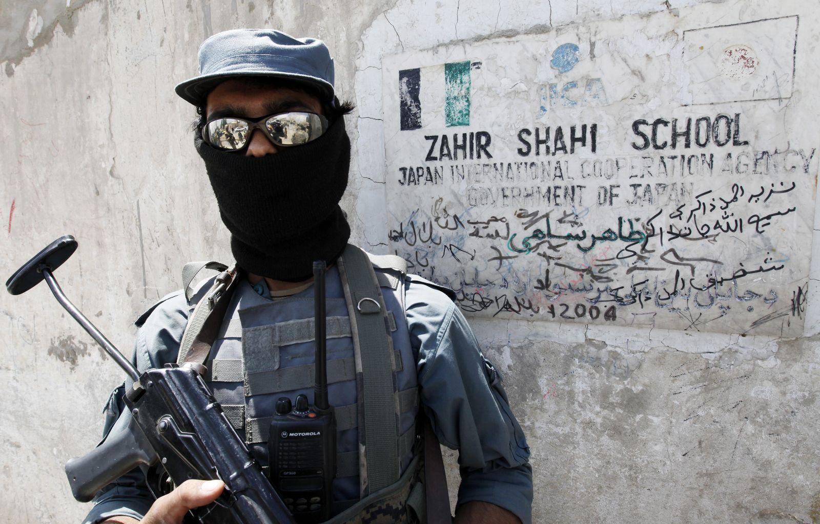 AFGHANISTAN/ Schule