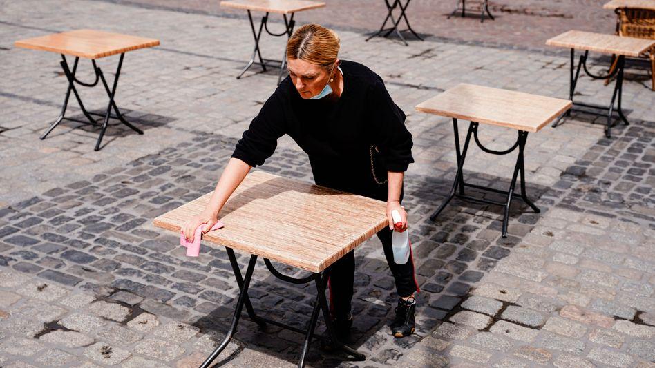 Die Inzidenzen sinken, Restaurants dürfen wieder öffnen – aber der Neustart könnte für viele Gastronomen schwieriger werden als gedacht
