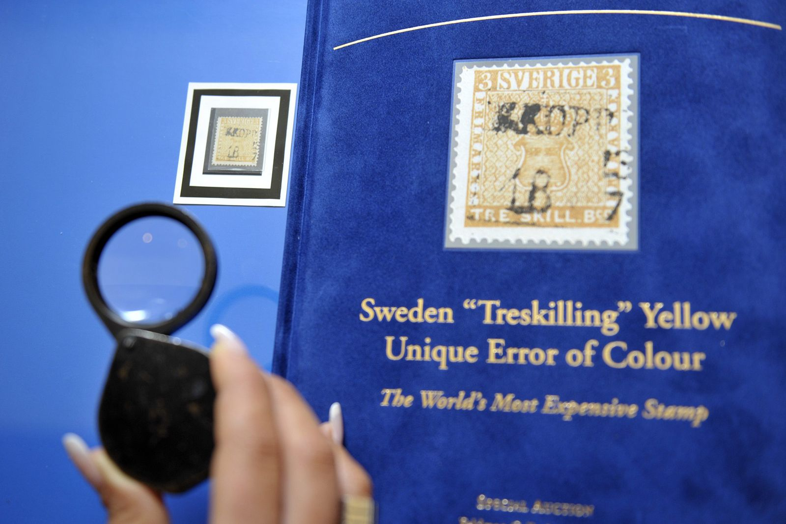 Switzerland Expensive Stamp