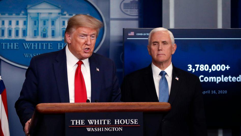 Mit seinen Angriffen auf Journalisten setze Trump ihre Sicherheit aufs Spiel, findet die UN