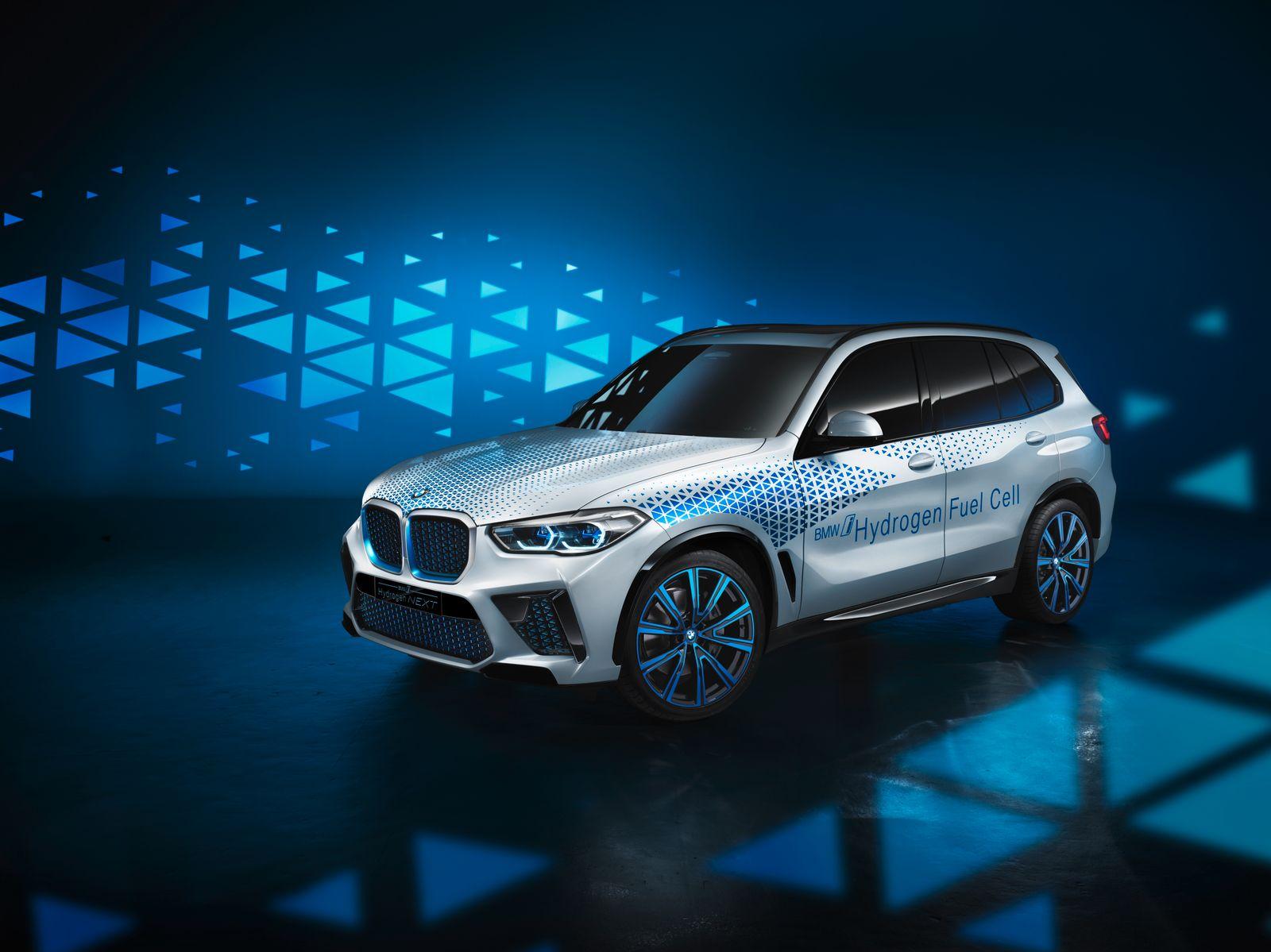 BMW_I Hydrogen Next