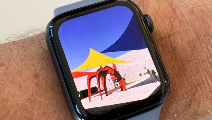 Smartwatch mit EKG-Funktion: Die Apple Watch Series 4 im Test