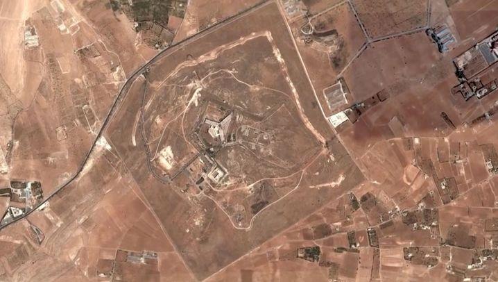 Militärgefängnis Sednaja: Der Knast und das Kloster