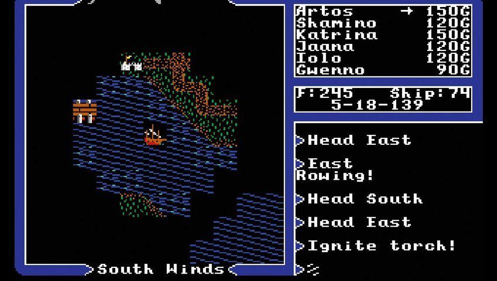 """""""Ultima 5 Warriors of Destiny"""": Denkwürdige Momente"""