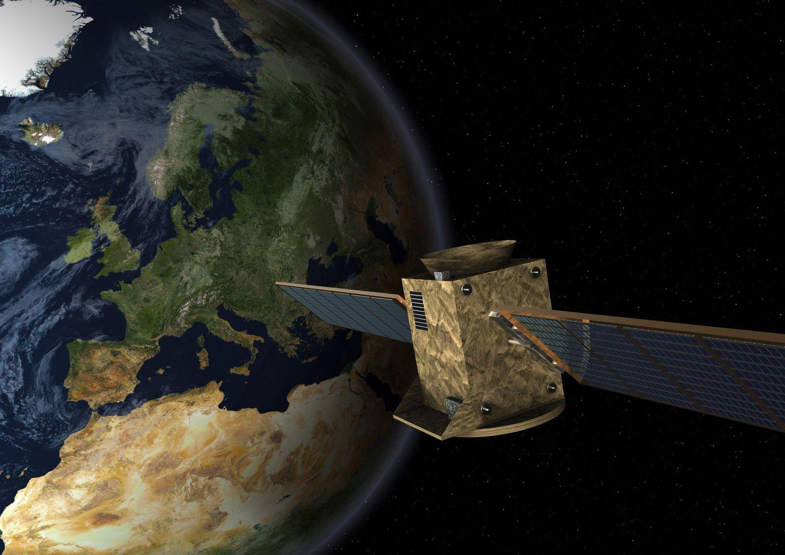 NICHT MEHR VERWENDEN! - Satelliten/ Datenübermittlung