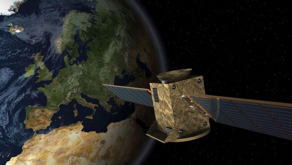 Satellit (Symbolbild): Eine gesetzliche Regelung soll Klarheit schaffen
