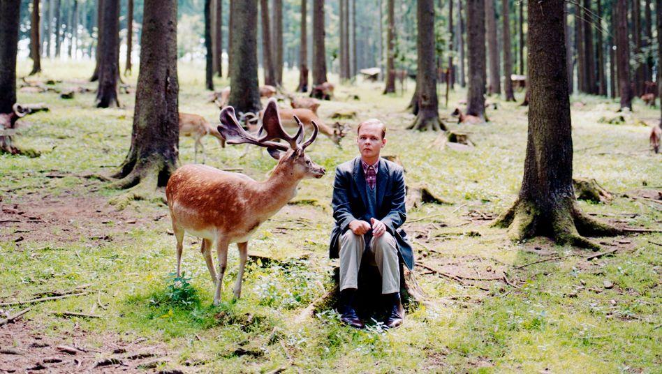 Autor Kracht 2008: Wie gefangen in surrealen Geschehnissen
