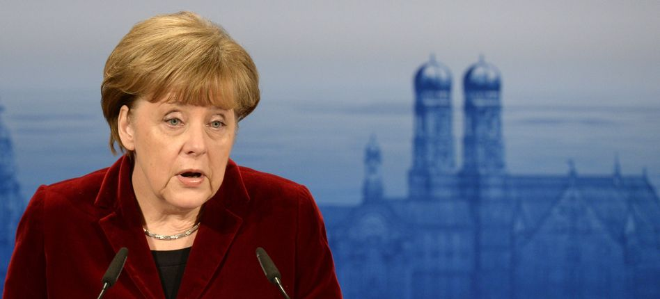 Merkel auf Münchner Sicherheitskonferenz: Im Klein-Klein der Tagesdiplomatie gefangen