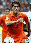 Top-Stürmer van Nistelrooy: Hoch gehandelt