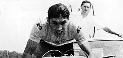 Radlegende Merckx: Riesiger Respekt vor dem Belgier