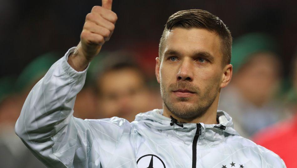 Lukas Podolski (März 2017)