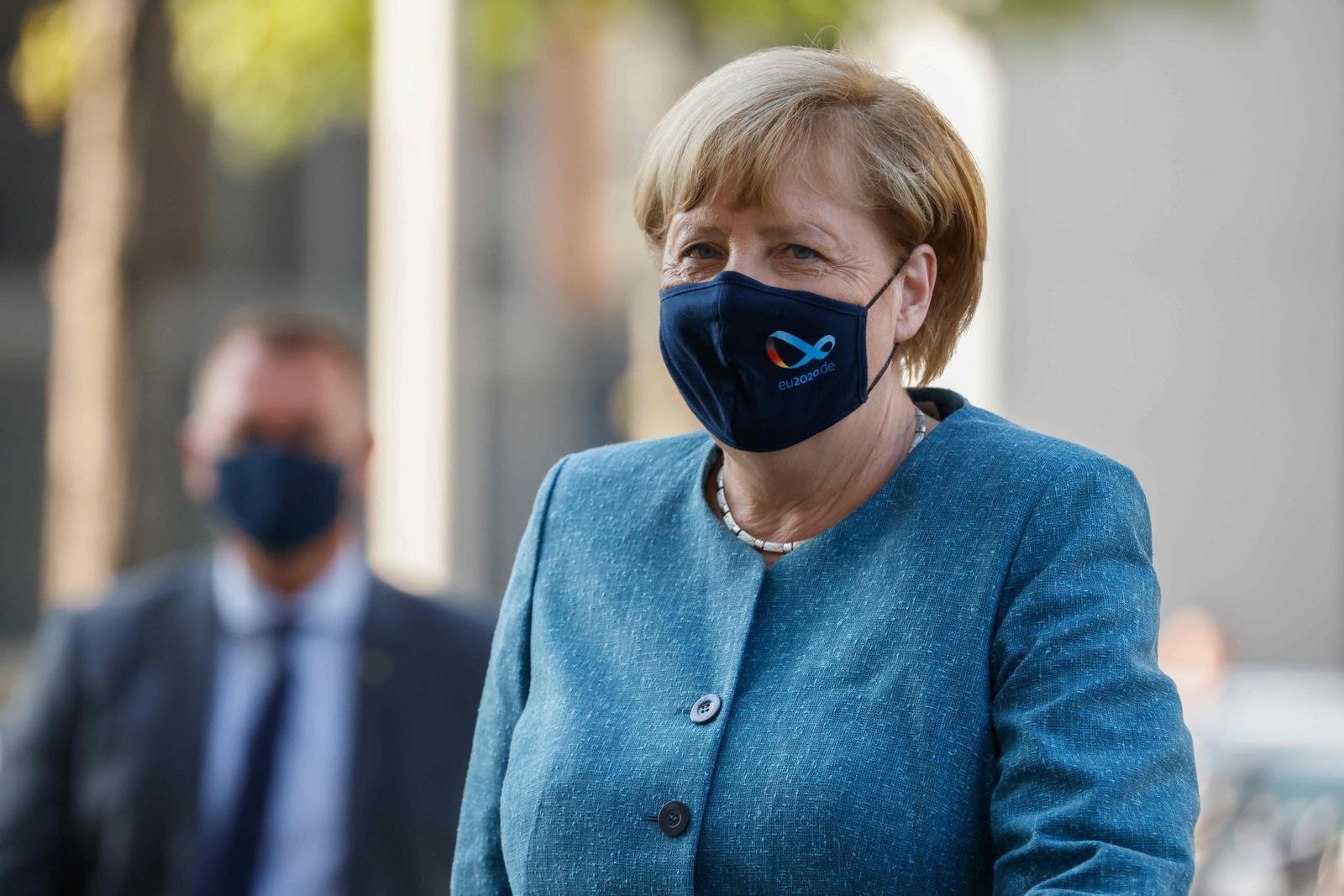GERMANY-POLITICS-MERKEL