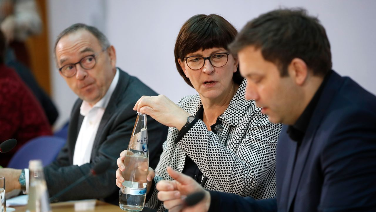 SPD-Pläne für 2021: Genossen basteln schon am Wahlprogramm ...