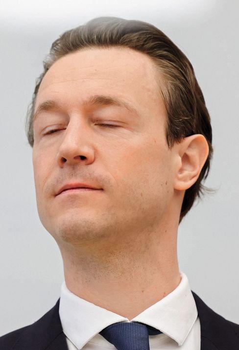 Kurz confidant Gernot Blümel