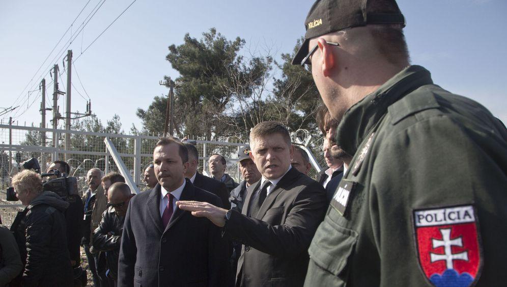 Slowakei: Wahlkampf mit der Angst