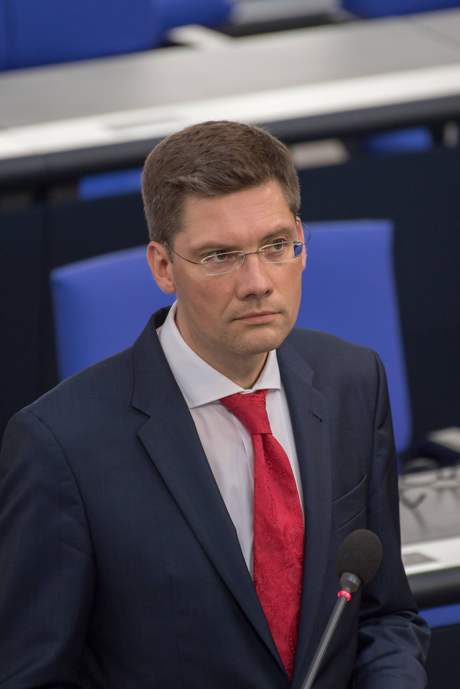 EINMALIGE VERWENDUNG Christian Hirte/ Kritik/ Partei