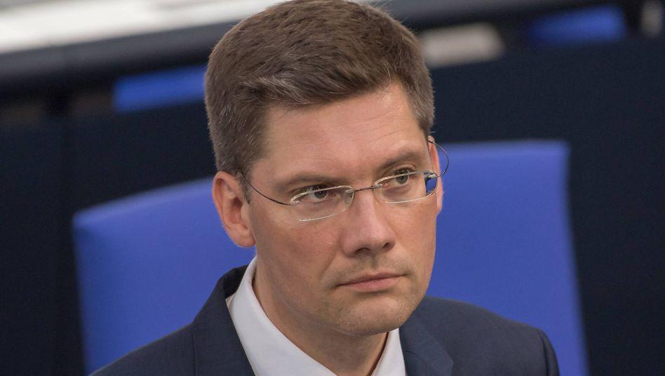 """Christian Hirte (CDU), Ostbeauftragter der Bundesregierung: """"Man kann kaum behaupten, dass wir politisch alles richtig gemacht hätten"""""""