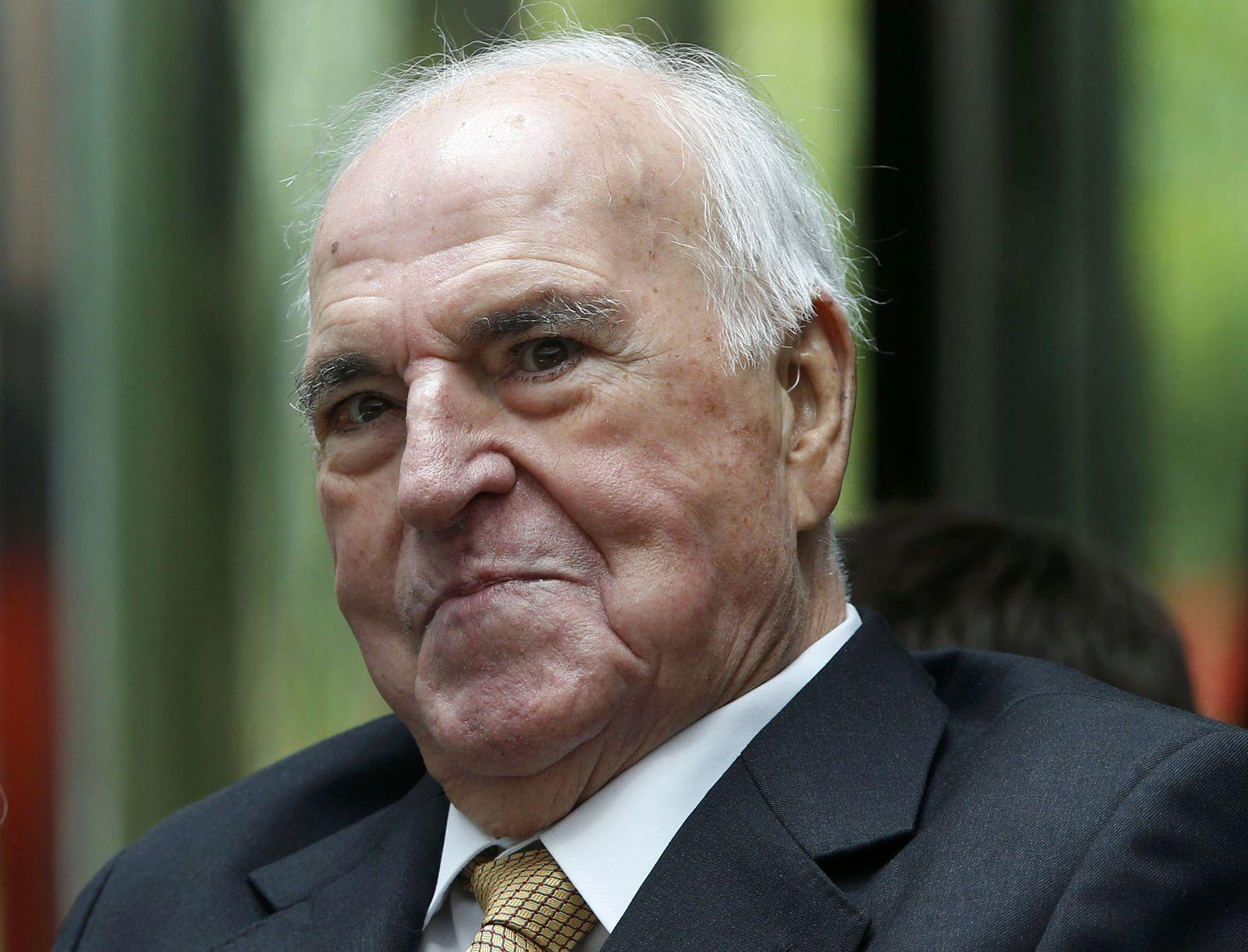 Friedensnobelpreis / Helmut Kohl