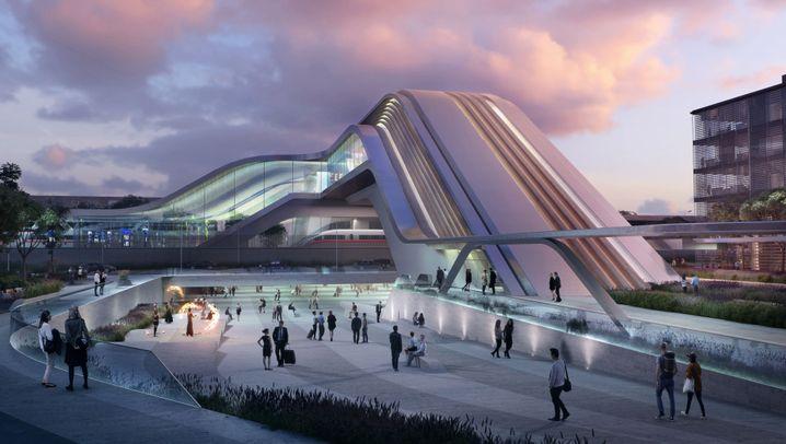 Neue Architektur: Tallinn macht sich schick