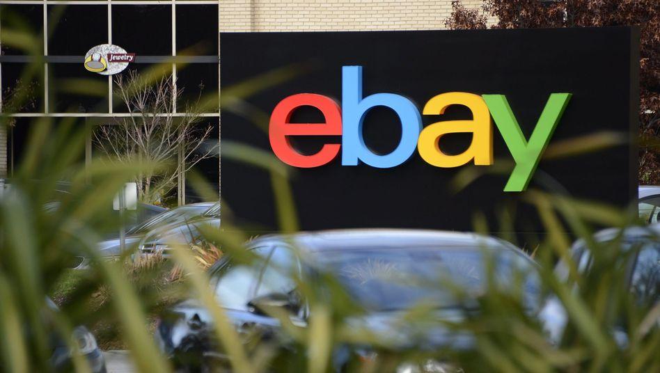 Ebay-Konzernzentrale: Umsatzanstieg von 13,5 Prozent auf 4,53 Milliarden Dollar