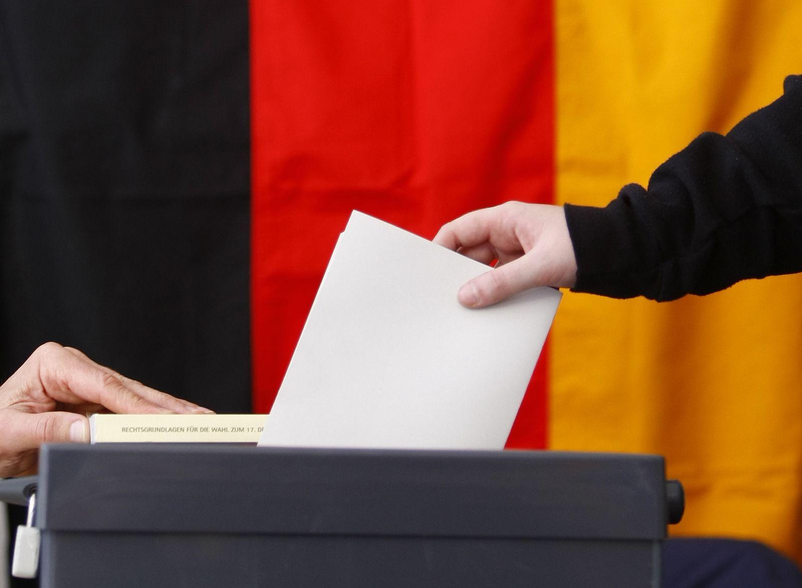Wahlen/ Wahlurne