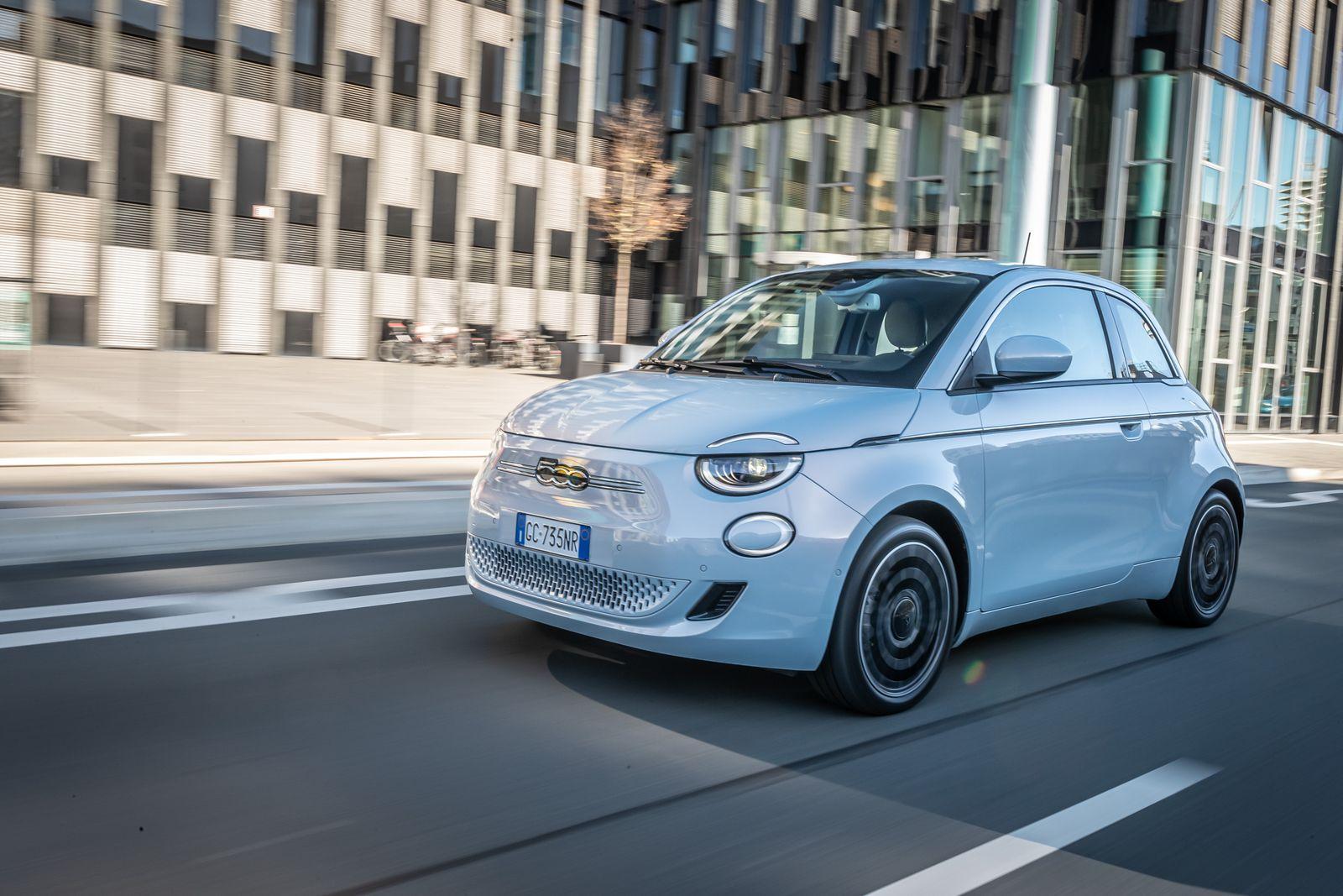 2020 / Fiat 500